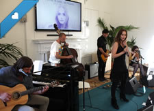 Live: Anne Marie Almedal @ Norwegian Embassy / 100 Club